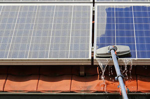 Solar Panel Cleaning Trowbridge