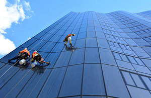 High-Rise Window Cleaning Corfe Mullen Dorset